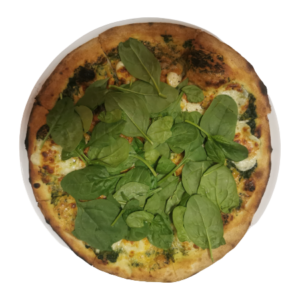 Pizza Aglio